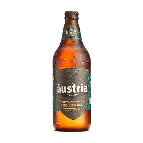 Cerveja Krug Austria Golden Ale 600ml