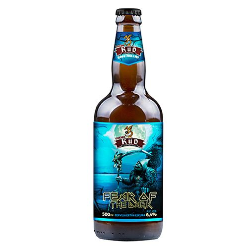 Cerveja Küd Fear Of The Dark Extra Stout 500ml