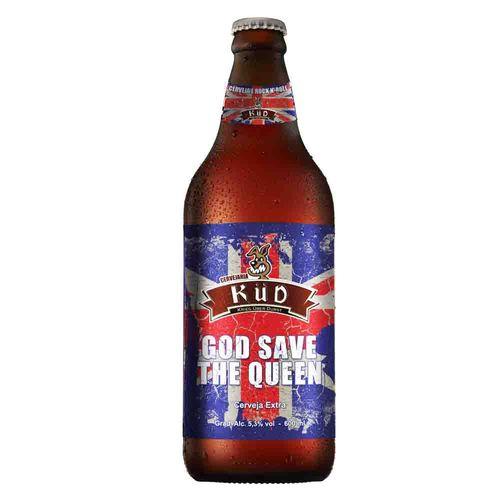 Cerveja Küd God Save The Queen 600ml