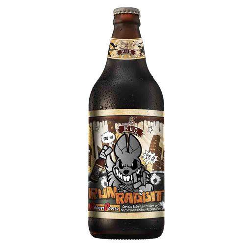 Cerveja Küd Run Rabbit 600ml