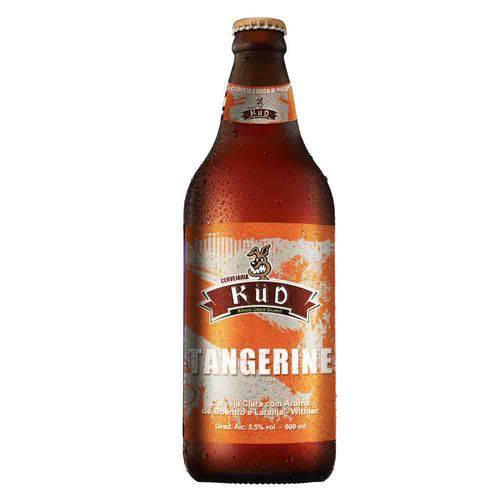 Cerveja Küd Tangerine 600ml