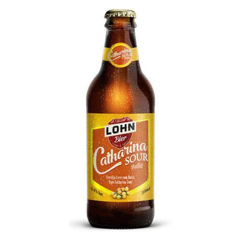 Cerveja Lohn Bier Catharina Sour com Butiá 330ml