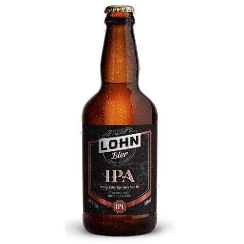 Cerveja Lohn Bier IPA 500ml