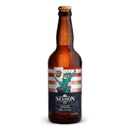 Cerveja Lohn Bier Session IPA 500ml