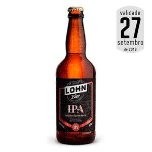 Cerveja Lohn IPA 500ml + 32 KM