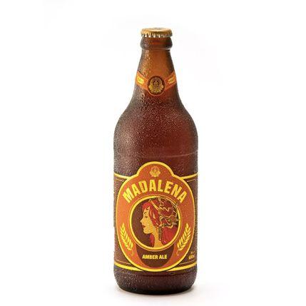 Cerveja Madalena Amber Ale 600ml Cerveja Madalena Amber Ale 600 Ml