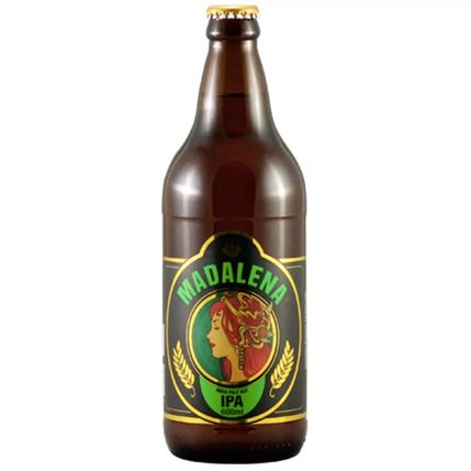 Cerveja Madalena Double Ipa 600ml Cerveja Madalena Double Ipa 600 Ml