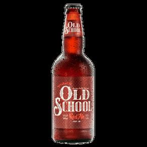 Cerveja Old School Red Ale 500ml