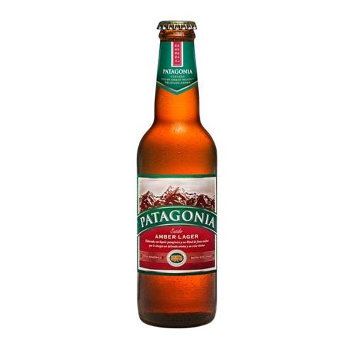 Cerveja Patagonia 355ml Ln Amber Lager