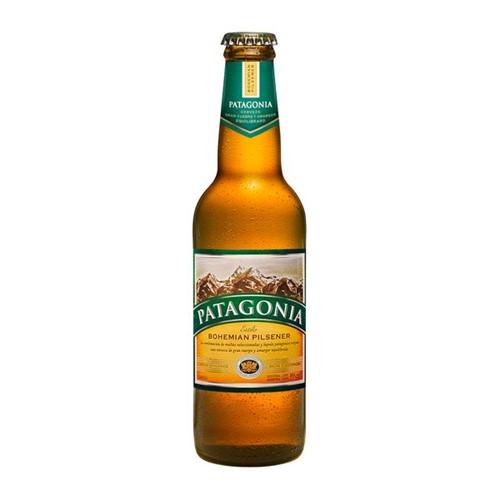Cerveja Patagonia 355ml Ln Bohemian Pilsener