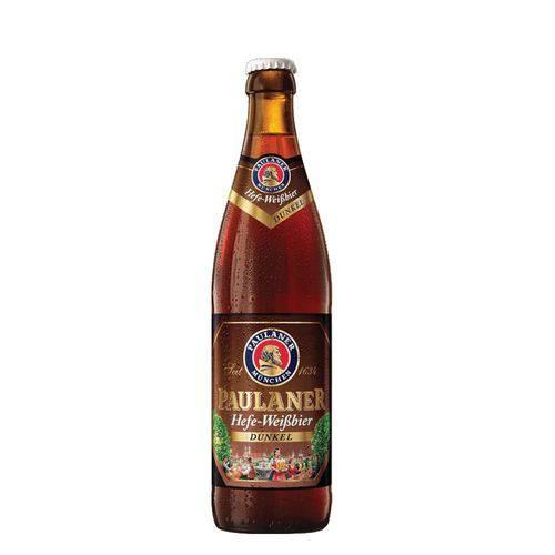 Cerveja Paulaner Hefe Weibbier Dunkel 500ml