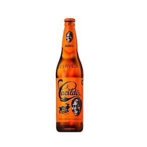 Cerveja Puro Malte Cacildes 600ml