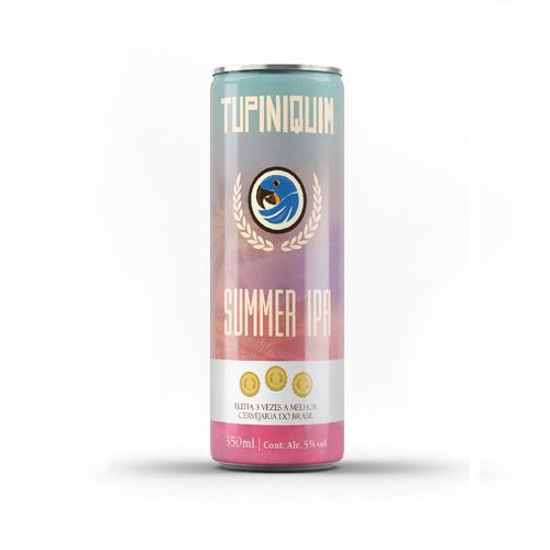 Cerveja Tupiniquim Summer IPA 350ml