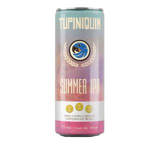 Cerveja Tupiniquim Summer IPA Lata 350ml + 52 KM
