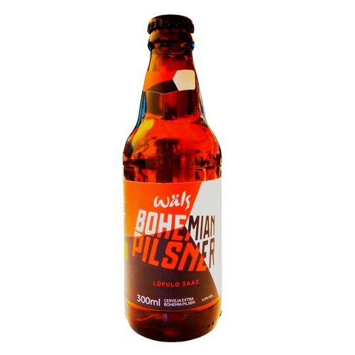 Cerveja Wals Bohemian Pilsner 300ml
