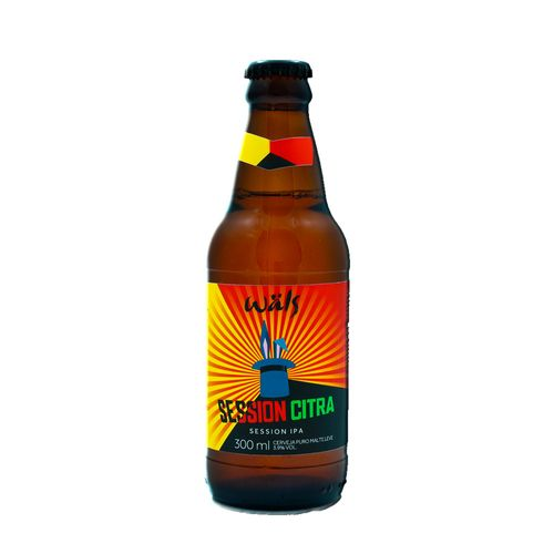 Cerveja Wals Session Citra 300ml