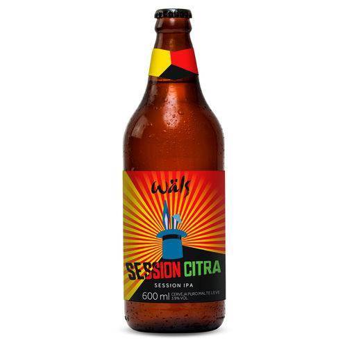 Cerveja Wals Session Citra 600ml