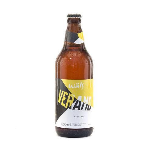 Cerveja Wals Verano 600ml