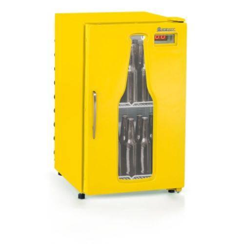 Cervejeira 120l Porta Vidro Duplo Temperado GRBA-120AM - Gelopar
