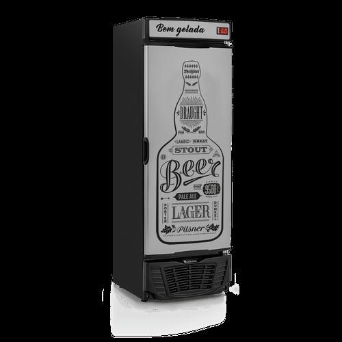 Cervejeira Gelopar, 441 Litros, Controlador Digital, Painel em LED- GRBA450GW - 220V