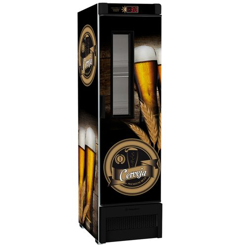 Cervejeira Metalfrio, 324 Litros, Display Digital, Função Turbo - VN28FE - 220V
