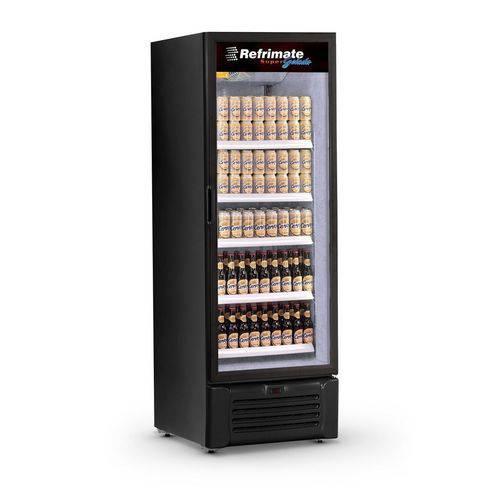 Cervejeira Vertical 505 Litros Porta de Vidro Duplo Refrimate VCC505V Promo