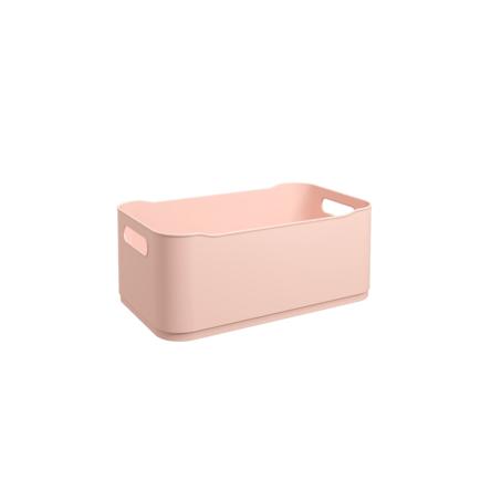Cesta Fit Grande - RBL 30,5 X 18,5 X 12 Cm Rosa Blush Coza