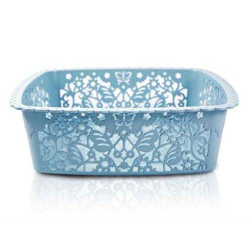 Cesto Organizador (M) Azul Lifestyle Jacki Design