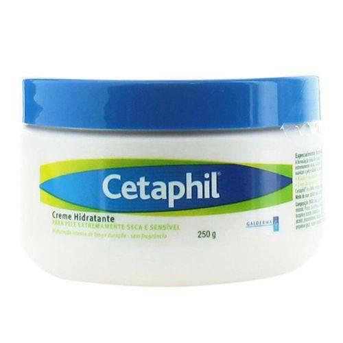 Cetaphil Creme Hidratante Corporal Pele Seca 250g