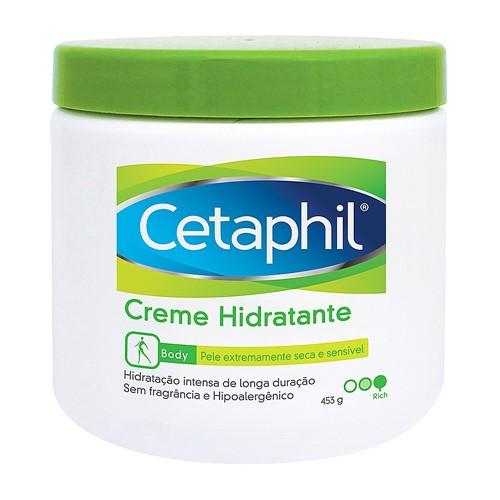 Cetaphil Creme Hidratante Galderma 453g