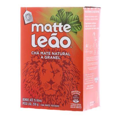 Chá com 250g Matte Leão