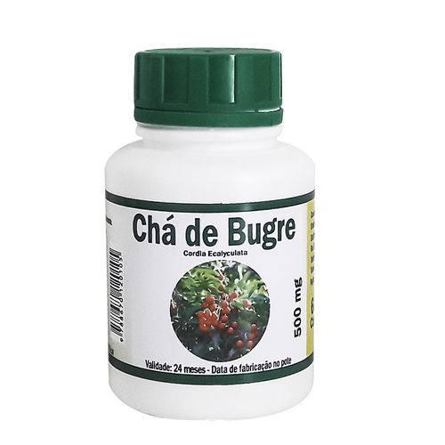 Chá de Bugre (18 Potes) 500 Mg em Cápsulas