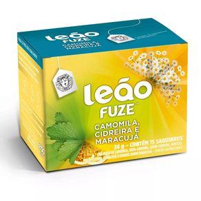 Chá de Camomila, Cidreira e Maracujá Leão 24g