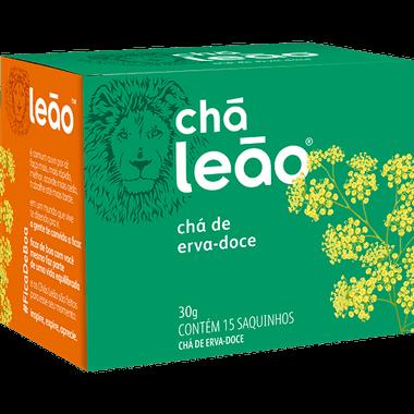 Chá de Erva Doce Leão 15g