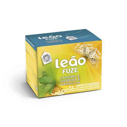 Chá Leão Boa Noite Sachet 15 Gramas Caixa com 15 Sachet Premium