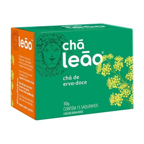 Chá Leão de Erva- Doce Sachê 30g