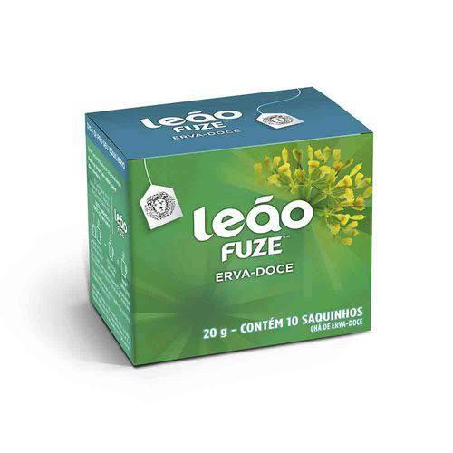 Chá Leão Erva Doce 20 Gramas Caixa com 10 Sachet