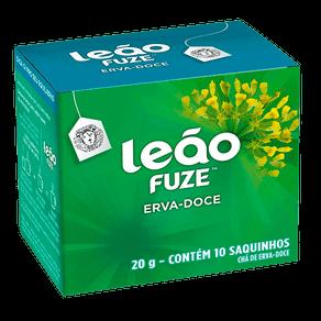 Chá Leão Fuze Erva-doce 20g