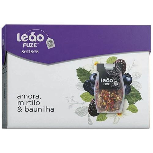 Cha Leao Senses 16sc Amor Mitilo Baunilha