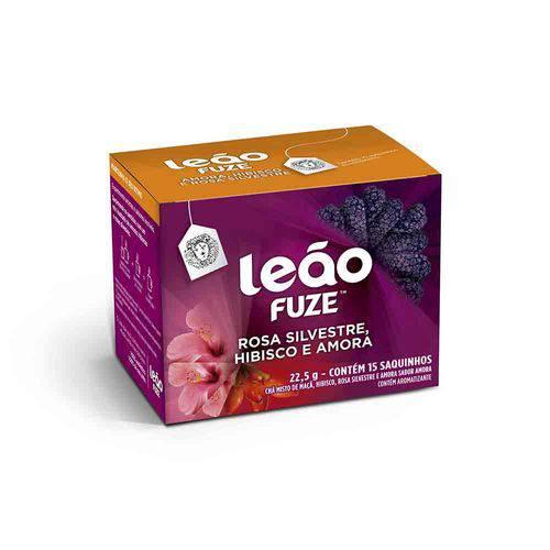 Chá Leão Silvestre 22,5 Gramas Caixa com 15 Sachet Premium