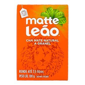 Chá Mate Natural a Granel Matte Leão 100g