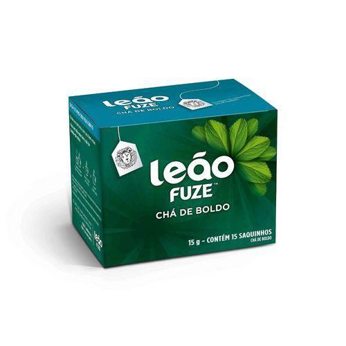 Cha Matte Leao Boldo C/10