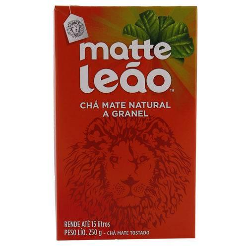 Chá Matte Leão Natural 250 Gramas