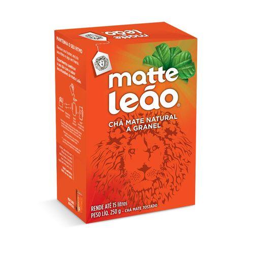Chá Matte Leão Natural a Granel 250g 1008575