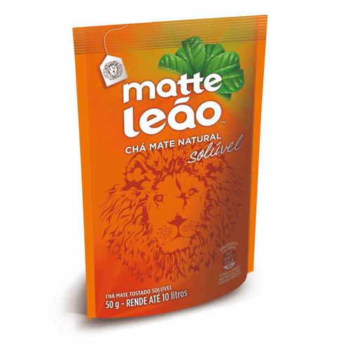Chá Matte Leão Solúvel Pouch 50g