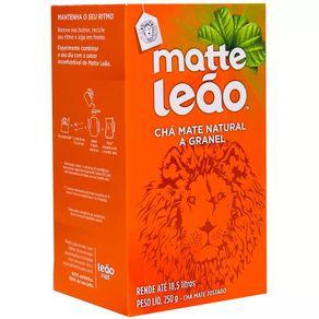Chá Natural Matte Leão 250g