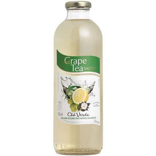 Chá Verde com Limão Siciliano, Erva Cidreira e Uva Moscato Grape Tea Salton 750ml