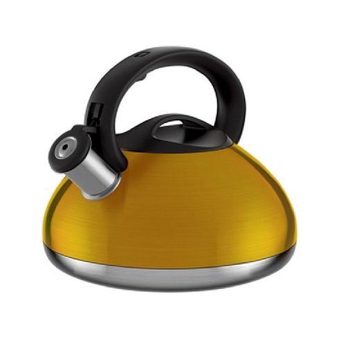 Chaleira Retrô 3145 3L Amarela