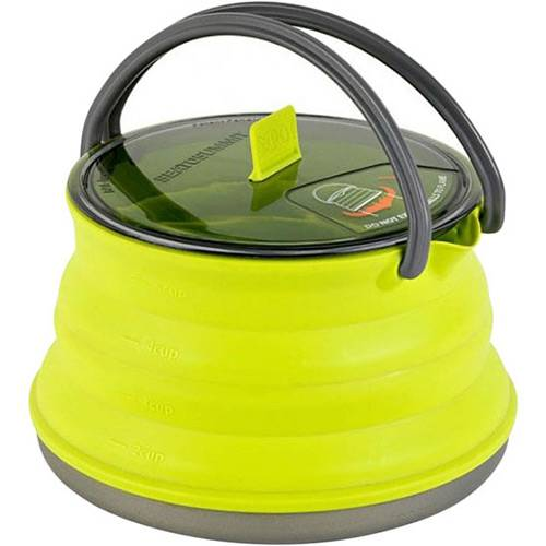 Chaleira X Pot Kettle 1,3l Verde