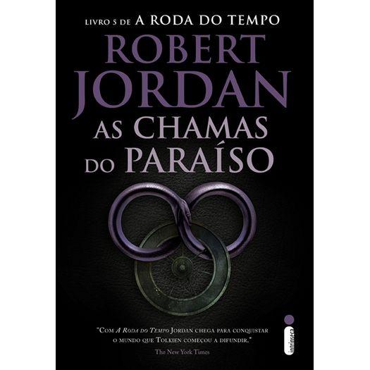 Chamas do Paraiso, as - Livro 5 - Intrinseca